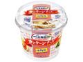 雪印メグミルク 北海道100 カッテージチーズ うらごしタイプ カップ200g