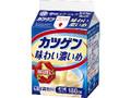 雪印メグミルク カツゲン 味わい濃いめ パック180ml