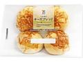 セブンプレミアム チーズブレッド 袋4個