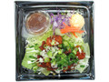 ファミリーマート ネギ唐揚げのサラダ