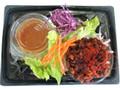 ファミリーマート RIZAP 坦坦麺風ラーメンサラダ