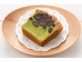 ファミリーマート JewelrySweets 抹茶とかのこのケーキ