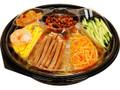 ファミリーマート 中華涼麺 ピリ辛ごまスープ