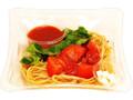 ファミリーマート 冷たいパスタ トマト好きのためのトマトパスタ