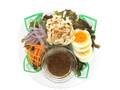 ファミリーマート 野菜たっぷり!胡麻マヨ蒸し鶏のパスタサラダ