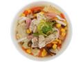 ファミリーマート ちゃんぽん風野菜スープ