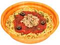 ファミリーマート ツナのトマトソースパスタ プッタネスカ