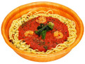 ファミリーマート 完熟トマトと海老のアラビアータ