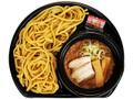 ファミリーマート 魚介豚骨つけ麺
