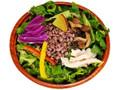 ファミリーマート 温めて食べるサラダ きのこソース入り