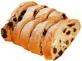 ファミリーマート 果実とクリームチーズのフランスパン5枚入