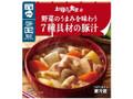 ファミリーマート 野菜のうまみを味わう7種具材の豚汁