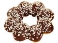 ファミリーマート モッチリングドーナツ チョコ&クランチ
