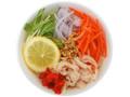 ファミリーマート 5種野菜と蒸し鶏のフォースープ