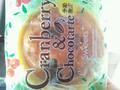 ファミリーマート Sweets+ クランベリー&チョコタルト 袋1個