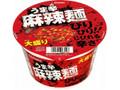 大黒 うま辛 麻辣麺 大盛り カップ121g