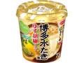 えーすこっく スープはるさめ 博多水たき風ゆず胡椒仕上げ カップ22g