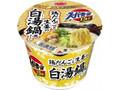 エースコック スーパーカップ1.5倍 鶏だんごと生姜の白湯鍋風ラーメン カップ104g