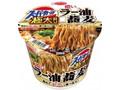 エースコック スーパーカップ極太盛り 濃いラー油蕎麦 カップ137g