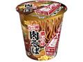 エースコック タテロング 厚切太麺 濃いつゆラー油肉そば カップ93g