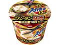 エースコック 超スーパーカップ1.5倍 ワンタン味噌ラーメン 焼豚入り カップ135g