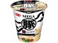 エースコック MEGA豚 どトンコツラーメン カップ97g