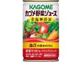 カゴメ カゴメ野菜ジュース 食塩無添加 缶160g
