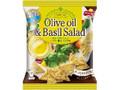 フリトレー トルティーヤチップス オリーブオイルとバジル香るサラダ味 袋70g