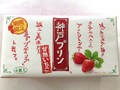 トーラク 神戸プリン 甘熟いちご カップ78g×4