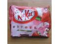 ネスレ日本 キットカットミニ 大人の甘さ こだわりのストロベリー 袋9枚