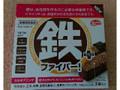 ハマダコンフェクト 函入鉄プラスファイバークッキー 2袋(4本)
