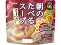 フジッコ 朝のたべるスープ さつまいものチャウダー 袋180g