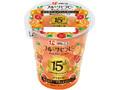 フジッコ フルーツセラピー カラカラ&ブラッドオレンジ カップ150g