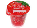 フジッコ 完熟生ゼリー 紅ほっぺいちご カップ80g