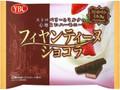 YBC フィヤンティーヌショコラ ストロベリーミルク味 袋12個