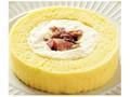 ローソン プレミアム 和栗のロールケーキ