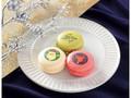 ローソン Uchi Cafe' SWEETS クリスマスマカロン 3個入