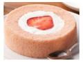 ローソン プレミアムあまおう苺のロールケーキ