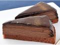 ローソン 生チョコミルクレープ