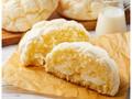 ローソン 白いメロンパン ホイップクリーム