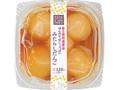 ローソン Uchi Cafe' SWEETS ほんのり甘じょっぱいみたらしだんご