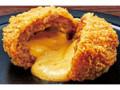ローソン 北海道産特濃チーズのゲンコツメンチ