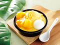 ローソン Uchi Cafe' SWEETS × ICEMONSTER マンゴーのロールケーキ