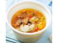 ローソン 白身魚とあさりのブイヤベーススープ