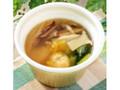 ローソン つくねときのこの和風スープ 柚子胡椒風味