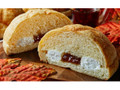 ローソン メープル&ホイップメロンパン