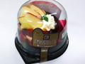 ローソン Uchi Cafe' SWEET 青森県産りんごとキャラメルのケーキ