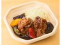 ローソン まちかど厨房 鶏からと野菜の甘酢がけミニ弁当