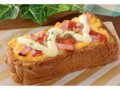 ローソン ハムエッグトースト ブラン入り食パン使用