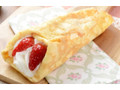 ローソン 苺&バナナのクレープ包み